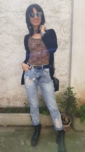 outfit maculato