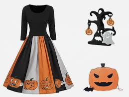 outfit perfetto per halloween